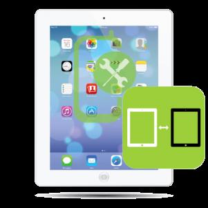iPad 4 Color Change