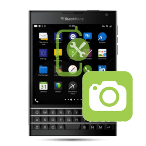 BlackBerry Passport Back Camera Replacement