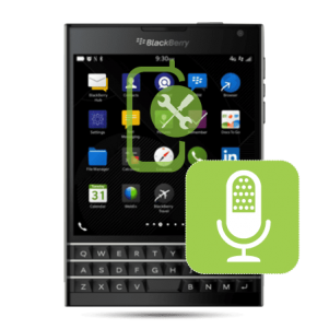 BlackBerry Passport MicroPhone Repair