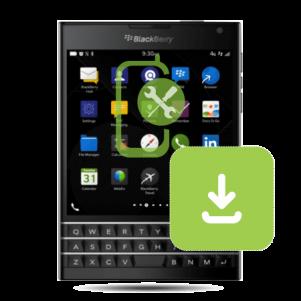 BlackBerry Passport Software Upgrade
