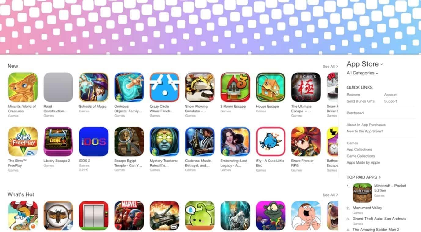 Favorite iPhone Games