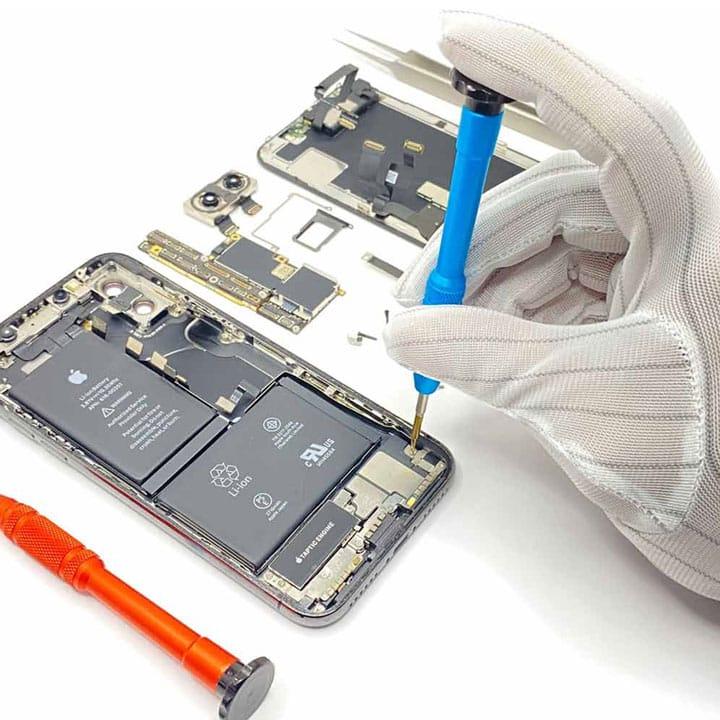 fixing iphone x in celmetro