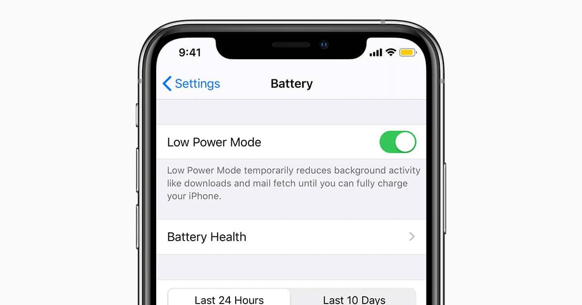 Extending Phone Battery Life for Long Term Image